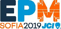 JCI European Presidents Meeting Sofia 7-10 February 2019 Logo